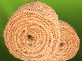 Curled Coir Manufacturer, Exporter and Supplier from India